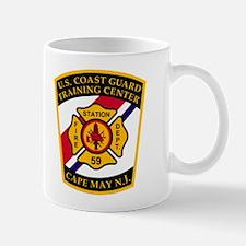 USCG Fire Station 59<BR> 11 Ounce Mug
