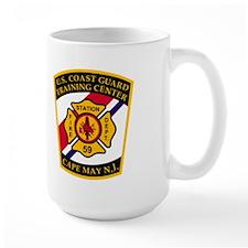 USCG Fire Station 59<BR> 15 Ounce Mug