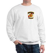 TRACEN Fire Department<BR> Sweatshirt 3