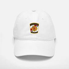 Fire Station 59<BR> White Baseball Baseball Cap
