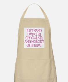HAND OVER THE CHOCOLATE BBQ Apron