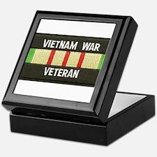 RVN War Veteran Keepsake Box