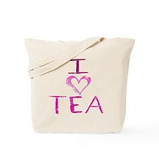 ilovetea Tote Bag