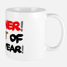 WINNER! - OLD FART OF THE YEAR! Mugs