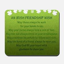 FriendshipWish_Square Mousepad