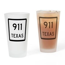 tx-911 Drinking Glass