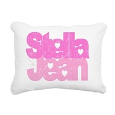 3-stella jean Rectangular Canvas Pillow