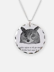 irish_Saylittle. Necklace