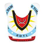 East Timor Coat Of Arms Bib