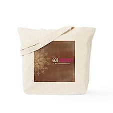 GotretreatTshirt - Page 001 Tote Bag