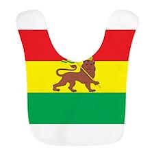 Ethiopia Flag 1897 Bib