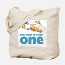 Flying Fun for 1 Tote Bag