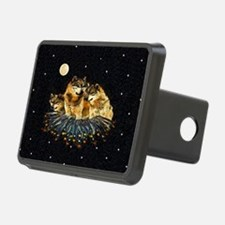 Sky Wolves Hitch Cover