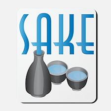 C-256 (sake) Mousepad