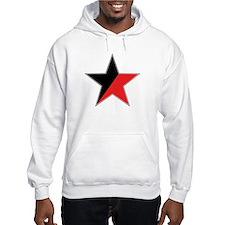 Anarcho-Syndicalist Star Hoodie
