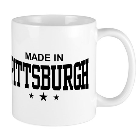 Made in Pittsburgh Mug