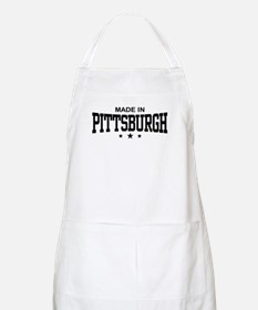 Made in Pittsburgh BBQ Apron