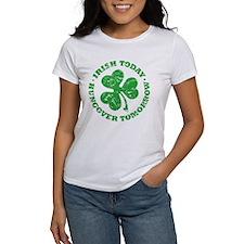 IRISH TODAY (light shirt) Tee