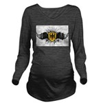 Germany Long Sleeve Maternity T-Shirt