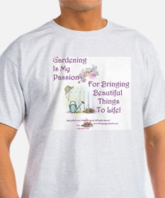 GardeningPassion1c T-Shirt