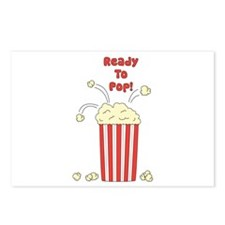 Ready To Pop Postcards (Package of 8)