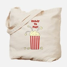 Ready To Pop Tote Bag