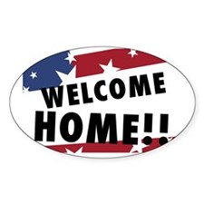 welcomehome Decal