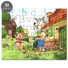 three-little-pigs Puzzle