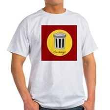 garbage Ash Grey T-Shirt