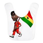 3D Ghana Bib