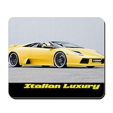 4-Lamborghini-Murcielago-Calendar Mousepad