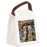School Canvas Lunch Bag