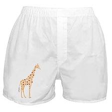 Giraffe Boxer Shorts