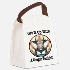 getitupwith_acougartonight Canvas Lunch Bag