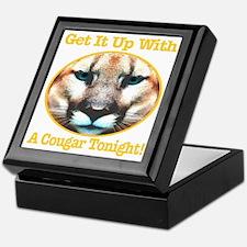 getitupwith_acougartonight_transparen Keepsake Box