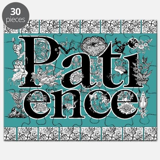 patience mousepad Puzzle