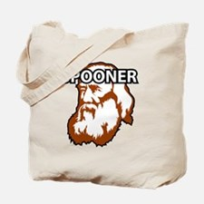 Spooner_whiteFront Tote Bag