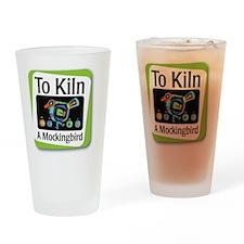 10x10_apparelBird Drinking Glass