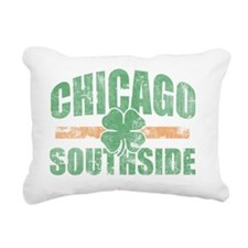 CHICAGOSOUTHSIDEIRISH Rectangular Canvas Pillow