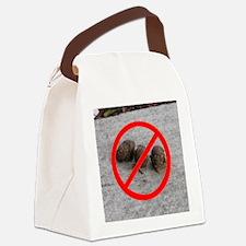 NoShit3.5BtnV1.2 Canvas Lunch Bag