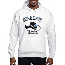 Shalom Yall Hoodie