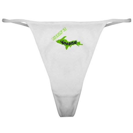 yooperstyle copy Classic Thong