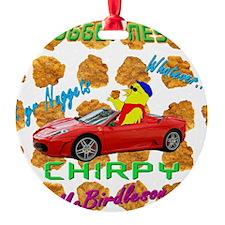 Chirpy Mousepad Ornament
