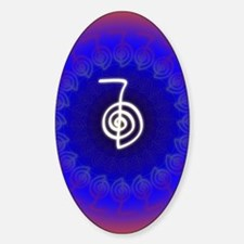 Cho-Ku-Rei-Reiki-Color-field Decal