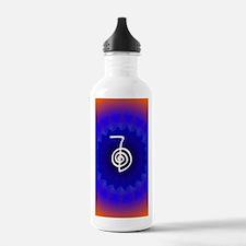 Cho-Ku-Rei-Reiki-Color Water Bottle