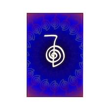 Cho-Ku-Rei-Reiki-Color-field Rectangle Magnet