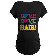 LOVE TO LOVE BLACK T-Shirt