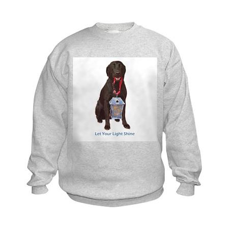 light Kids Sweatshirt