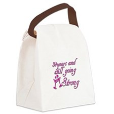 34 year wedding anniversary Canvas Lunch Bag