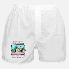Sargon Wheelie Boxer Shorts